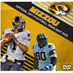 Mizzou 2011 Season Football DVD