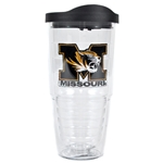 Missouri Tiger Head Insulated Tumbler