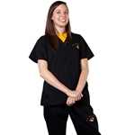 Mizzou Nursing Imprinted One-Pocket Scrub Top