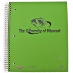 University of Missouri Green 5-Subject Notebook