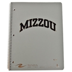 University of Missouri Grey One-Subject Notebook