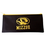 Mizzou Black & Gold Pencil Case