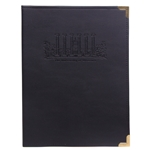 University of Missouri Jesse Hall & Columns Leather Padfolio