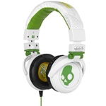 HEADPHONES GI STEREO WHITE SKULLCANDY