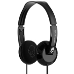 HEADPHONES UPROCK BLACK SKULLCANDY