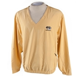 Cutter & Buck Mizzou Tigerhead Yellow WindTec Jacket