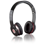 HEADPHONES BEATS SOLO HD BLACK MONSTER