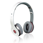 HEADPHONES BEATS SOLO HD WHITE MONSTER