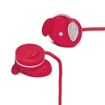 HEADPHONES MEDIS IN EAR RED URBANEARS