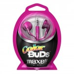 Maxell Pink Ear Buds