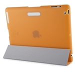 CASE IPAD2 SMARTSHELL ORANGE SPECK