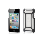 CASE TOUCH 4 FORMFIT BLACK CLEAR GRIFFIN