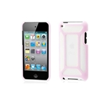 CASE TOUCH 4 FORMFIT PINK CLEAR GRIFFIN