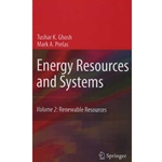 ENERGY RESOURCES AND SYSTEMS VOL 2 RENEWABLE RESOURCES