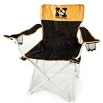Missouri Block M Tiger Head Big Boy Tailgate Chair