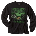 2011 Official Blackout Mizzou Long Sleeve T-shirt