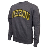 Mizzou JanSport Black Crew Neck Sweatshirt