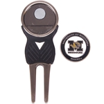 Mizzou Divot Tool with Ball Marker