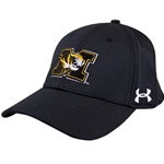 Mizzou Under Armour Black Tigerhead Block