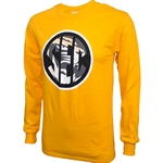 Mizzou SEC Gold Crew Neck Shirt
