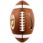Mizzou Nike Oval Tiger Head Replica Football