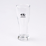 Mizzou Tiger Head Mini Stein Shot Glass