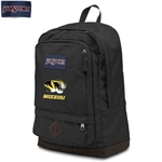 Mizzou JanSport Black Merit Backpack