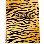 Mizzou Tigerstripe 1 Subject Notebook