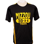 Mizzou Under Armour Black T-Shirt