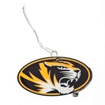 Mizzou Tigerhead Magnet Ornament