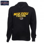 Mizzou Tigers SEC Black Hooded Sweatshirt