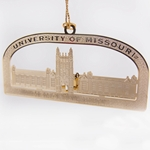 University of Missouri Memorial Union 3-D Ornament