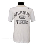 Missouri Tigers White Nike 1839 T-Shirt