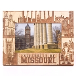 Missouri Campus Scenes Horizontal Picture Frame