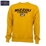 Mizzou JanSport SEC Gold Crew Neck Sweatshirt