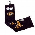 Mizzou Golf Set with Towel, Balls, Tees, Markers, and Divots
