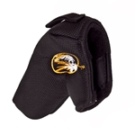 Mizzou Oval Tiger Head Black Putter Cover