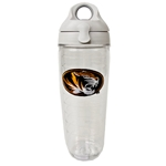 Mizzou Oval Tiger Head Water Bottle
