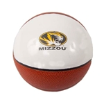 Mizzou Spalding Oval Tiger Head Basketball