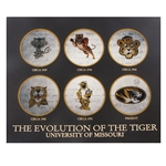 Evolution of The Tiger 16x20 Ready to Frame Print