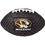 "Mizzou Black Gripper 8.5"" Football"