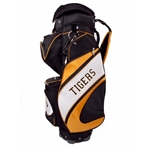 Mizzou Tigers Black & Gold Golf Bag