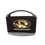 Mizzou Tiger Head Six Pack Cooler with Freezer