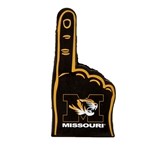 Missouri Tiger Head Foam Finger Antenna Topper