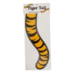 Mizzou Tiger Tail Decal
