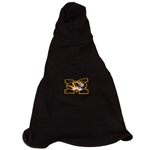 Mizzou Oval Tiger Head Black Dog Hoodie