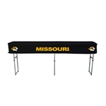 Missouri Tiger Head Folding Table Cover