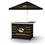 Mizzou Tiger Head Standard Tailgate Set