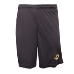 Mizzou Under Armour Tiger Head Grey Basketball Shorts