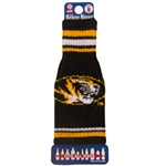 Mizzou Oval Tiger Head Yarn Bottle Cover